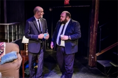 Joe Foster (David Lane) and Steve (Telly Coolong). Photo by RCS Maine